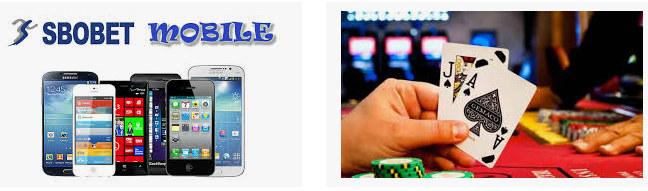Judi kartu poker di Sbobe Mobile